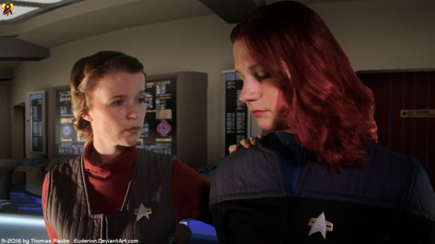Star Trek Euderion - Doctor and Commander by Euderion