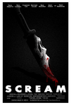 Scream Poster [Remade] by SamRAW08