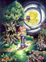 Mystic Woods by Vincent-Northwind