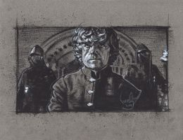 Tyrion Lannister by JeffLafferty