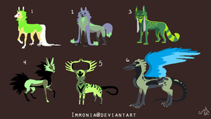 Color Adopts 4 by Adopt-Monstar