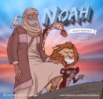 'There went the neighbourhood' - Noah by PrisonerOnEarth