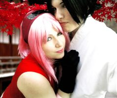 SasuSaku_A sweet moment expect by SoulOfPersephone