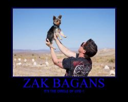 Zak Bagans motivational3 by KanameRienhartXIII