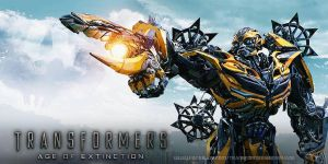 Bumblebee In Transformers 4 by cbpitts