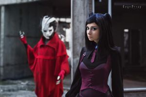 ERGO PROXY: find out the truth by Mirum-Numenis