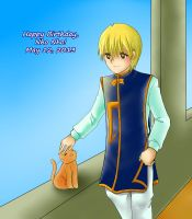 Kurapika 8 by Joanther