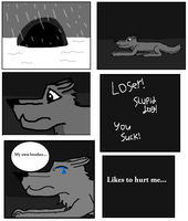 Killer comic page 1 by HungerGamesTribute45