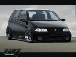 Punto - Black Edition by adam4186