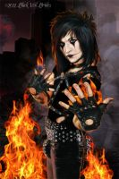 Jinxx, Black Veil Brides by Cynthia-Blair