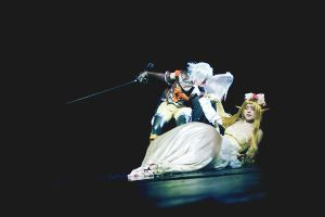 LineAge II on-stage by Hide-Out: killer 2 by ElenaLeetah