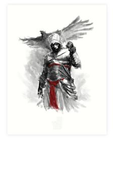 Assassin's Creed Altair Red Lineage Collection by MatrixUnlimited