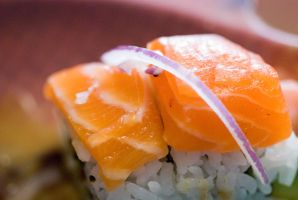 sushi by IanTheRed