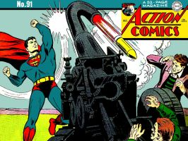 Action Comics 91 by Superman8193