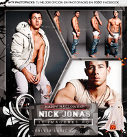 Photopack|Nick Jonas #82 by ValeriaJBLavigne