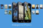 Wallpapers for iPhone 5 by city17