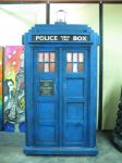 Tardis 1 by Nightmare247Stock