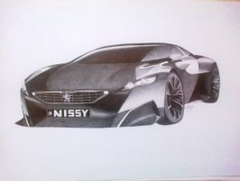 Peugeot Onyx by GreeNissy