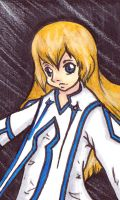 Colette Sketch Card by CynicalSniper