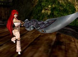 Heavenly Sword 12 by Mary-Margret