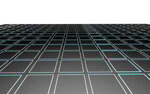 Tron Floor by Taz09