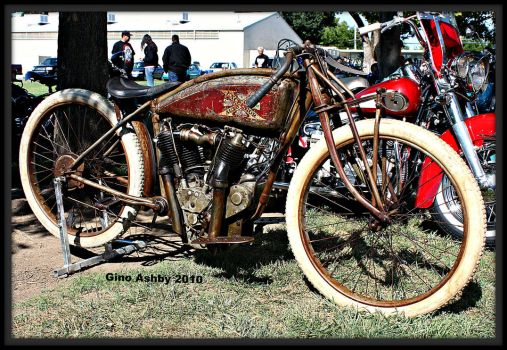 Excelsior Auto Cycle by StallionDesigns