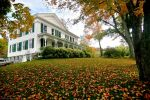 Fall at my house by imaginee