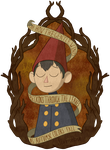 Over The Garden Wall by Starrceline