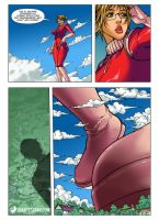 A Small World After All by giantess-fan-comics