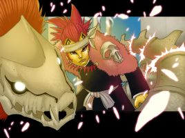 renji fighter till the end by felle2thou