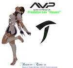 Haven...Lex's Armor by Zaerith-chan