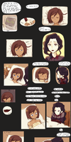 That One Time Korra Got Badly Hurt by Katantoon