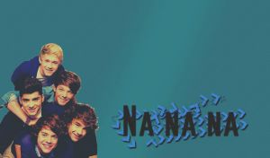 Na na na - Wallpaper by NatEditionsKress