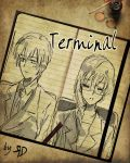 Terminal: Manga Cover by ROSEL-D