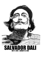 DSS No. 29 - Salvador Dali by gothicathedral