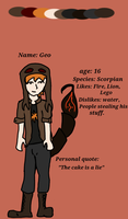 Geo reference sheet by lionpants99