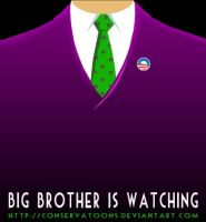 Big Brother is Watching by RedTusker