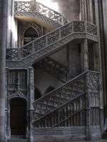 Cathedral II by Gynvaelaine-stock