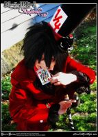Death Note Wonderland: BB Nom by Redustrial-Ruin