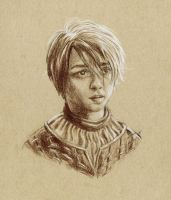 Arya by ApocalypticCandy