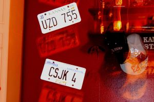 License Plate by nightshade-girl