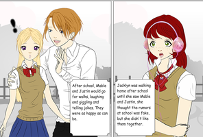 High School Drama's (Page 5) ~The Ugly Truth~ by Nikkicake93