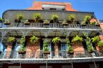 French Quarter Building 2 by saxartist05