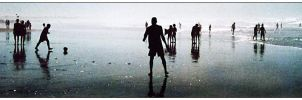 Casablanca football waterscape by filip5