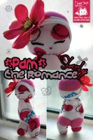 Pam the Romance Slouchy by cleody