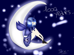 Princess Luna,  [One thousand years] by Chooupine