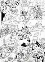 Transformers: Empire of Stoned by BlueIke