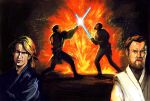 star wars by henryz