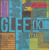 Glee Type Poster by theramunefizz