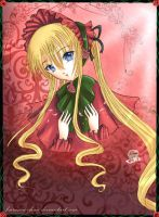 -- Rozen Maiden: Shinku -- by Kurama-chan